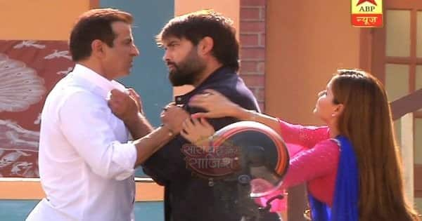Harman and Saumya\'s cute fight for their child | Shakti Astitva Ke