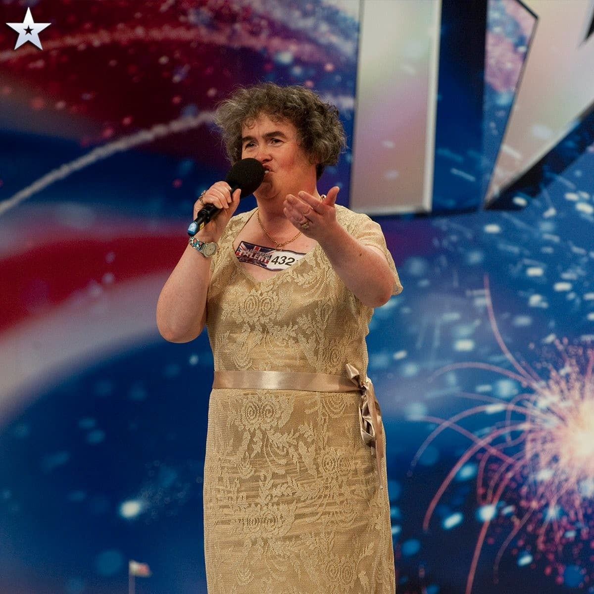 Britain's Got Talent - JD Social – Sharing & Networking
