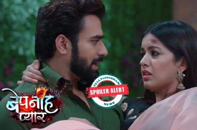 Bepanah Pyaar: Pearl Puri aka Raghubir gets married to Nisha