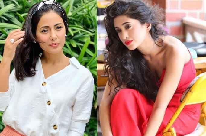Hina Khan, Nia Sharma, Shivangi Joshi in top 10 of sexiest
