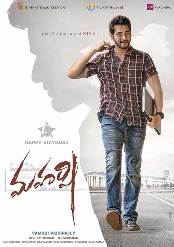 Watch Maharshi Full Movie Online In Hd Find Where To Watch It Online On Justdial