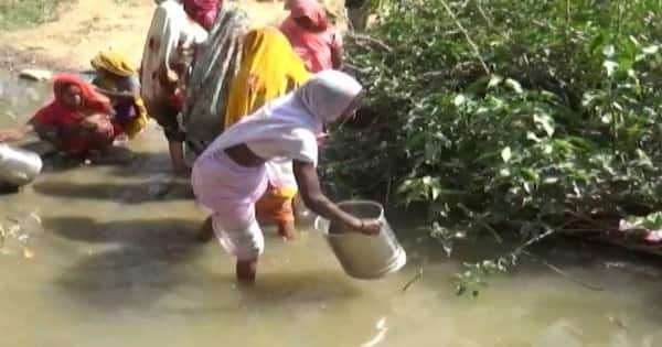 525494181e People forced to survive on dirty water in Kainakari, await government  action