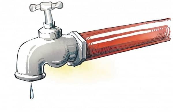 Chennai: Water shortage looms large as Chembarambakkam lake