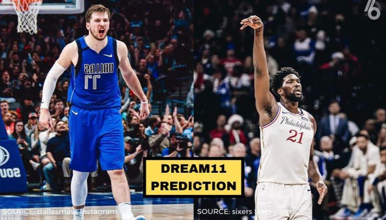 Dal Vs Lac Dream11 Nba Predictions Top Picks Schedule And