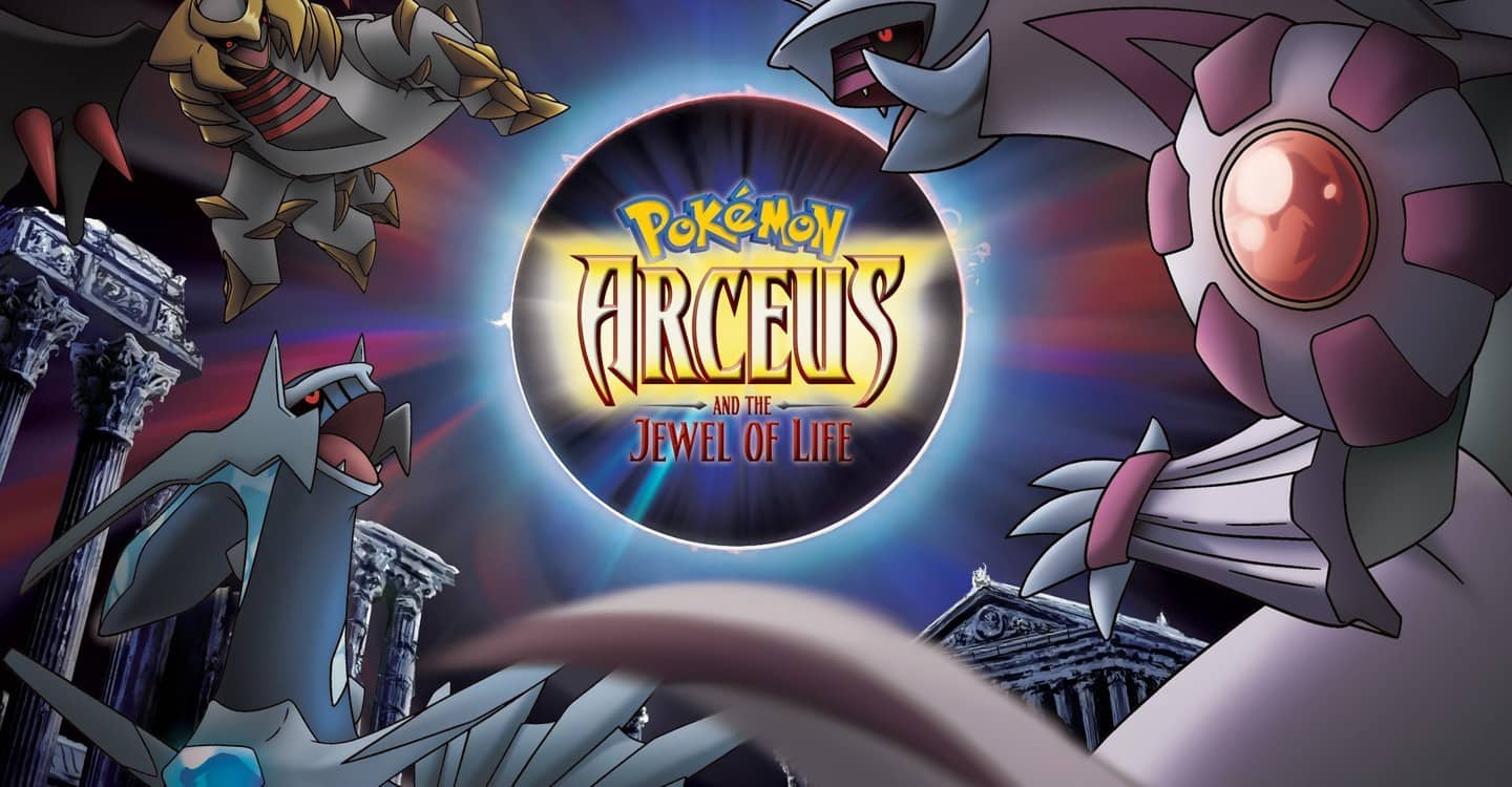 Watch Pokmon Arceus And The Jewel Of Life Full Movie Online In Hd