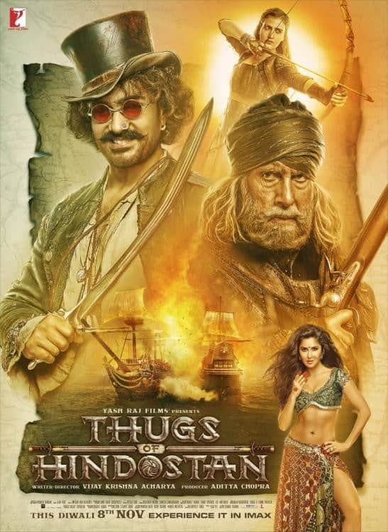 thugs of hindostan full movie watch online free dailymotion
