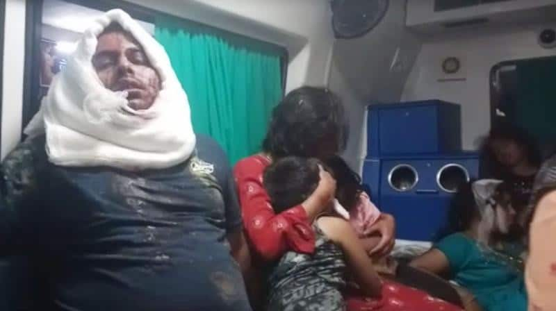 Image result for Four killed after tourist bus plunges into gorge in Araku valley